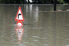 Inundação Fotos de Stock Royalty Free