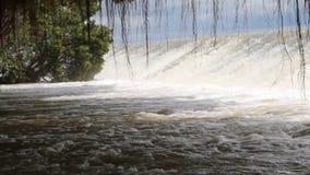 Inundação, volume de água vídeos de arquivo