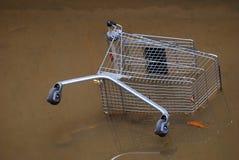 Inundações foto de stock royalty free