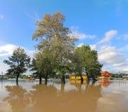 inundações imagens de stock royalty free