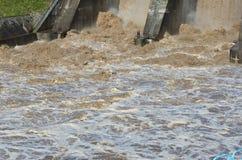 inundações Imagens de Stock