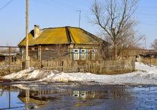 Inundações da mola imagens de stock royalty free