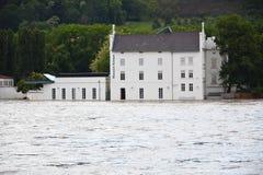 Inundações de Praga Fotografia de Stock Royalty Free