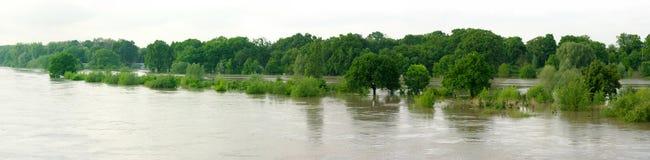 Inundación Fotos de archivo