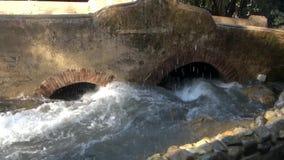 Inundación metrajes