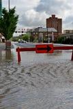 Inundación 2013 de Calgary Fotografía de archivo libre de regalías