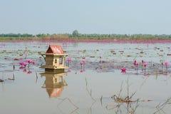 INUNDACIÓN TAILANDIA 2011 Imagen de archivo