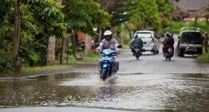 Inundaciones Fotos de archivo