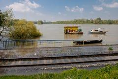 inundado Fotografía de archivo