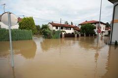 Inundação Imagem de Stock Royalty Free