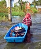Inundation Royalty Free Stock Photography