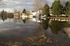 inundation Стоковые Фотографии RF