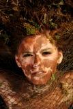 Inunde a criatura Imagem de Stock Royalty Free