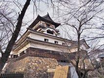 Inuyama Castle στην πόλη Inuyama, νομαρχιακό διαμέρισμα Aichi, Ιαπωνία Στοκ εικόνα με δικαίωμα ελεύθερης χρήσης
