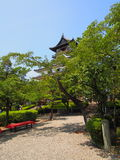 Inuyama Castle in Aichi, Japan Stock Image