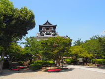 Inuyama Castle in Aichi, Japan Royalty Free Stock Images