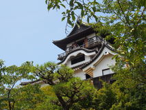 Inuyama Castle in Aichi, Japan Royalty Free Stock Photo