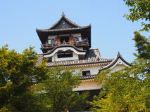 Inuyama Castle in Aichi, Japan Stock Photo