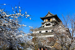 Inuyama Castle Royalty Free Stock Photo