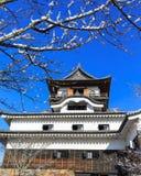 Inuyama Castle Royalty Free Stock Photography