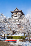 Inuyama Castle in Japan Royalty Free Stock Images