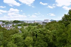 Inuyama-Shi Στοκ εικόνες με δικαίωμα ελεύθερης χρήσης