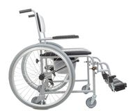 Invalid chair Royalty Free Stock Photo