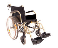Invalid wheelchair Royalty Free Stock Image