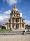 Invalides_02 royalty free stock photo