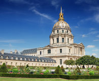 Invalides. Stock Image