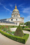 Invalides. Stock Photo