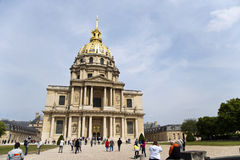 Invalides de Les Photographie stock