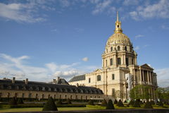 invalides les obrazy royalty free
