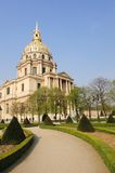 Invalides, Paris Royalty Free Stock Images