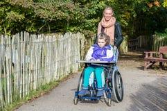 invalidité Photos stock