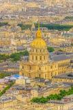 Invalids Paryż obraz royalty free