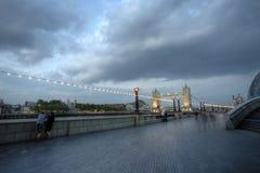 invallning london Arkivfoto