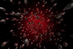 Invasion Stock Image