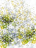 Invasione verde Immagini Stock