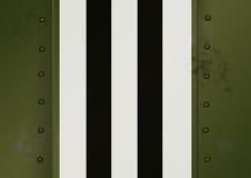 Invasionstag-Markierungen WWII Stockfotos