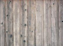 Invecchiamento di legno della parete Immagine Stock