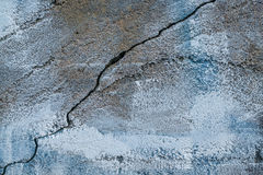 Invecchiamento, lerciume, struttura del muro di cemento Immagine Stock Libera da Diritti