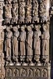 invecklade carvings Royaltyfria Foton