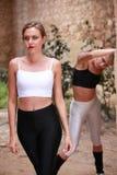 Inveja entre dançarinos Imagem de Stock