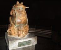 Inveja - vício Avidez do monumento imagens de stock royalty free