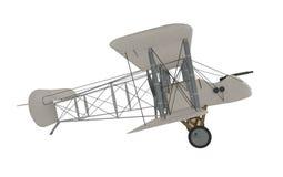 Invención del diseño de un avión militar libre illustration