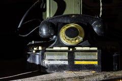 Inventário abandonado do depósito Foto de Stock