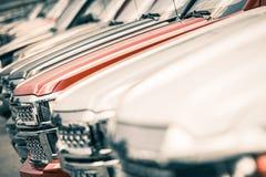 Inventário brandnew dos carros imagem de stock