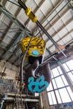 Inventário de central elétrica abandonado Imagens de Stock Royalty Free