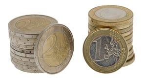 invente l'euro Photos libres de droits